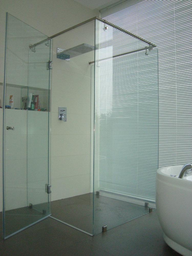 Baño Quimico Pequeno:Cortinas de baño
